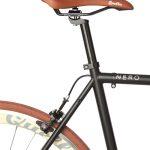 Quella Fixed Gear Bike Nero – Cappuccino-7013