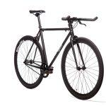 Quella Fixed Gear Bike Nero – Black-6951