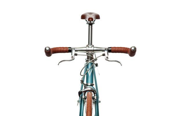 Quella Fixed Gear Bike Premium Varsity Collection - Cambridge-7043