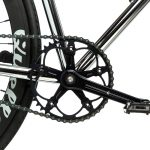 Quella Fixed Gear Bike Premium Varsity Collection – Imperial-7036