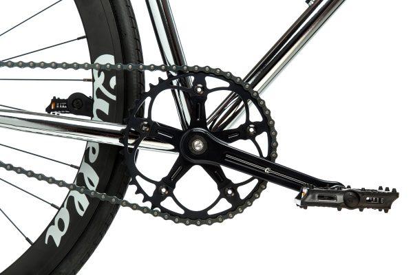 Quella Fixed Gear Bike Premium Varsity Collection - Imperial-7036