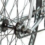 Quella Fixed Gear Bike Premium Varsity Collection – Imperial-7037