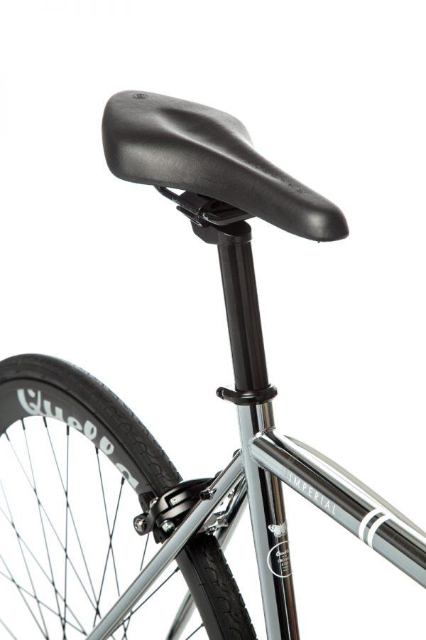 Quella Fixed Gear Bike Premium Varsity Collection - Imperial-7039
