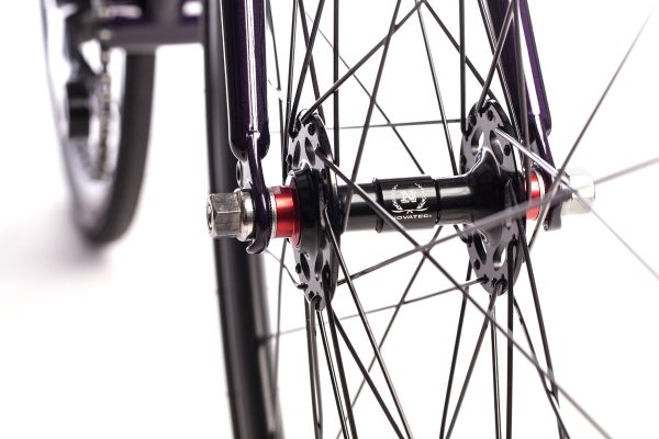 Quella Sram 2 Speed Bike Evo - Purple-7066