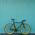 Quella Fixed Gear Bike Nero – Yellow-7008