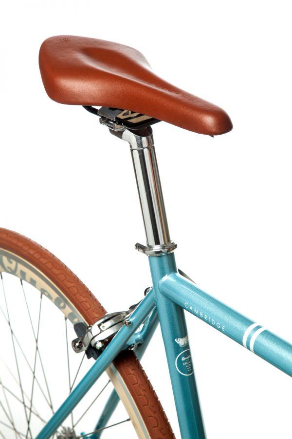 Quella Fixed Gear Bike Premium Varsity Collection - Cambridge-7045