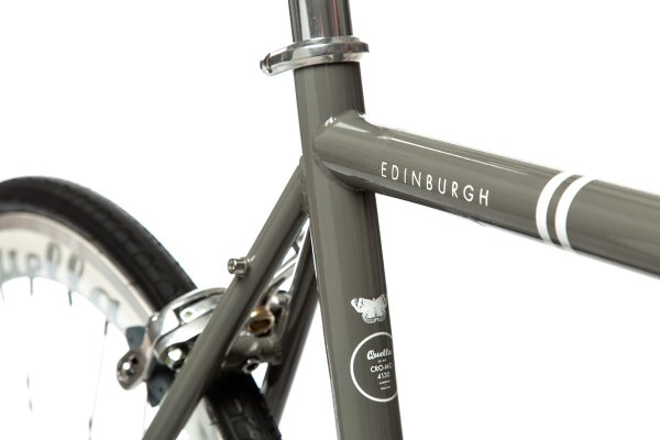 Quella Fixed Gear Bike Premium Varsity Collection - Edinburgh-7061