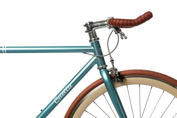 Quella Fixed Gear Bike Premium Varsity Collection - Cambridge-7048