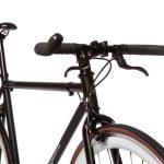 Quella Fixed Gear Bike Nero – White-6976