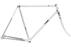 Cinelli 2018 Supercorsa Pista Frame Set Wit-0