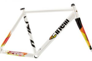 Cinelli 2018 Vigorelli Alu Frame Set-0
