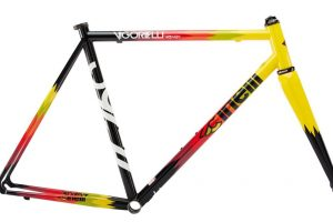 Cinelli 2018 Vigorelli Road Steel Frame Set-0