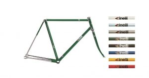 Cinelli 2018 Supercorsa Pista Custom Frame Set-0