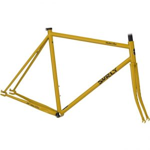 Surly Steamroller Track Frame Kit 700C Geel-0