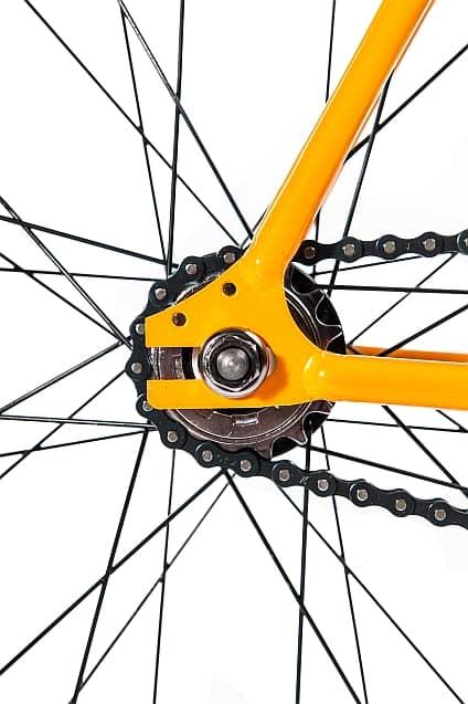 Quella Sram 2 Speed Bike Evo - Orange-7144