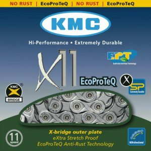 KMC Ecoproteq X11 11SP ketting-0
