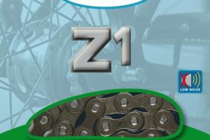 KMC singlespeed Z1 ketting-0