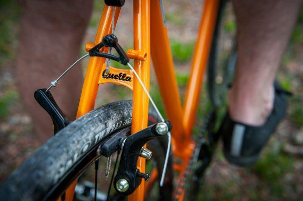 Quella Sram 2 Speed Bike Evo - Orange-7150