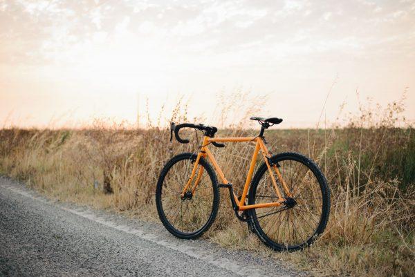 Quella Sram 2 Speed Bike Evo - Orange-7145