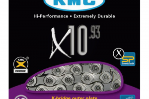 KMC X10.93 10SP ketting-0