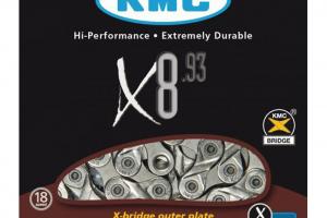 KMC X8.93 8SP ketting-0
