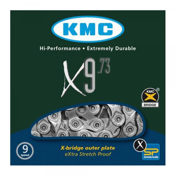 KMC X9.73 9SP ketting-0