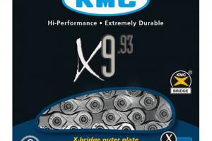 KMC X9.93 9SP ketting-0