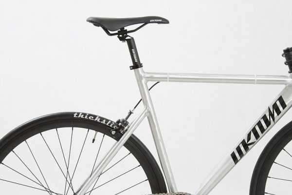 Unknown Bikes Fixed Gear Bike PS1 - Silver-7443