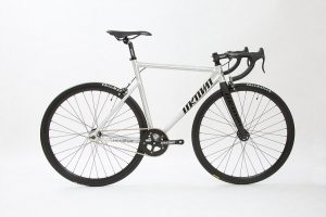 Unknown Bikes Fixie Fiets PS1 - Zilver-0