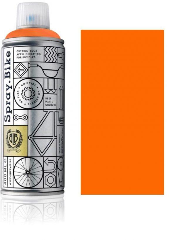 Spray.bike Fiets Verf Fluorescent Collectie - Fluorescent Orange-0