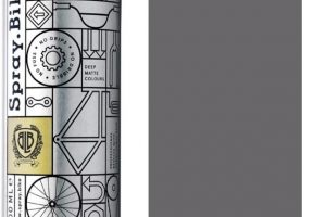 Spray.bike Fiets Verf BLB Collectie - Gray's Inn-0