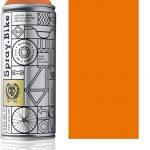 Spray.bike Fiets Verf Historic Collection – Meise Orange-0