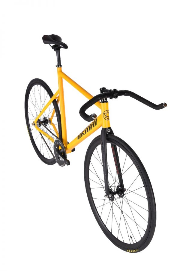 Unknown Bikes Fixed Gear Bike PS1 – Yellow-7462
