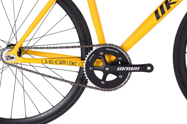 Unknown Bikes Fixed Gear Bike PS1 – Yellow-7463