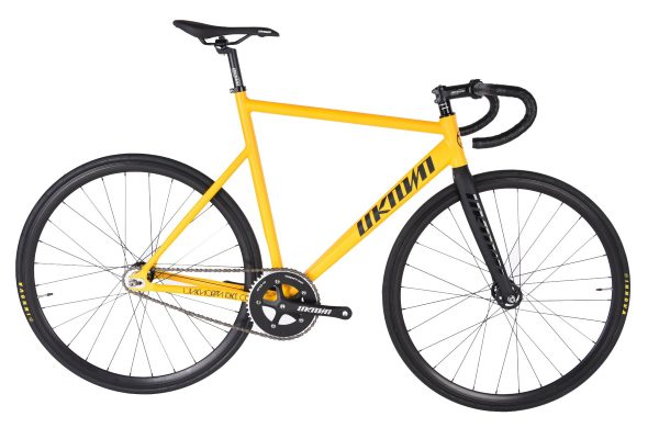 Unknown Bikes Fixed Gear Bike PS1 – Yellow-7467