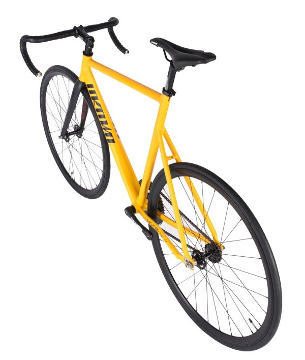 Unknown Bikes Fixed Gear Bike PS1 - Yellow-7468