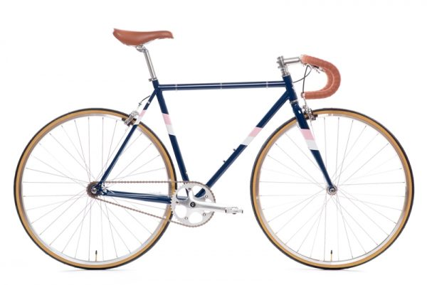 State Bicycle Co. Fixed Gear Bicycle 4130 Core Line Rutherford 3-7590