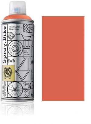 Spray.bike Fiets Verf BLB Collectie - Salmon Lane-0