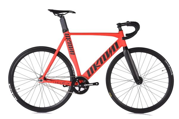 Unknown Bikes Fixie Fiets Singularity – Rood-0