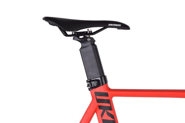 Unknown Bikes Fixed Gear Bike Singularity – Red-7483