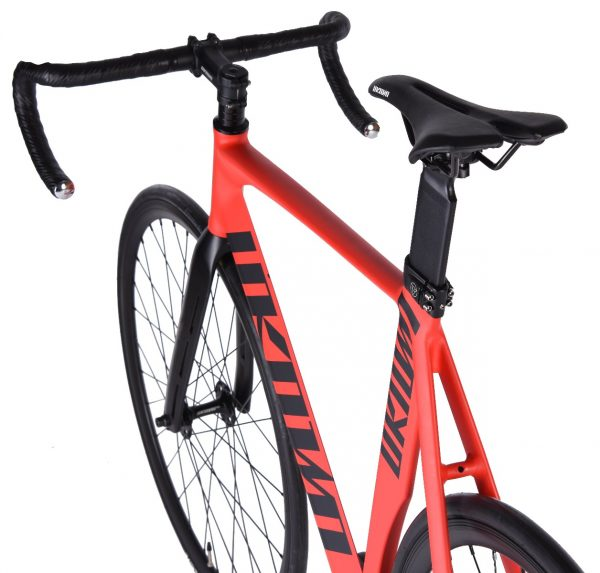 Unknown Bikes Fixed Gear Bike Singularity – Red-7484