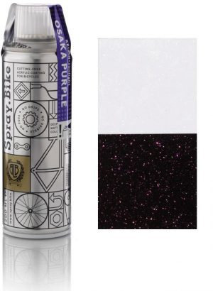Spray.bike Bicycle Paint Keirin Sunlight Collection - Osaka Purple-0