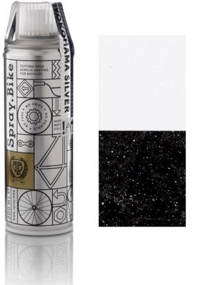 Spray.bike Bicycle Paint Keirin Sunlight Collection - Yokohama Silver-0