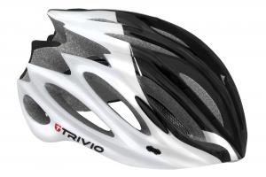 Trivio Chinook Helm - Zwart / Wit
