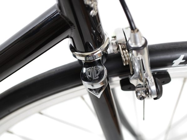 BLB City Classic Fixie & Single-speed Bike - Black-7965