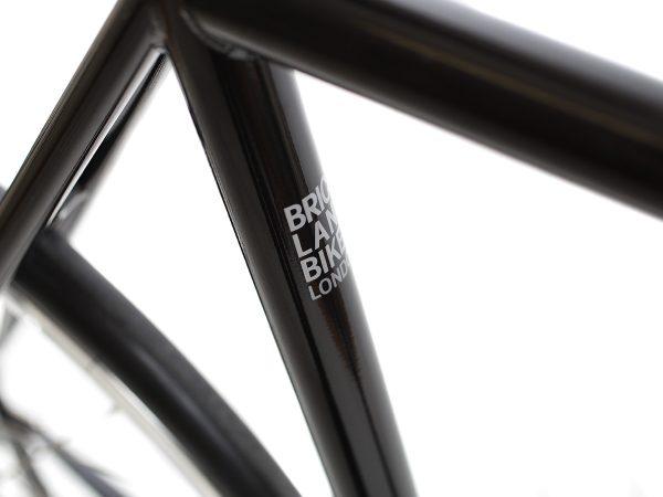 BLB City Classic Fixie & Single-speed Bike - Black-7967