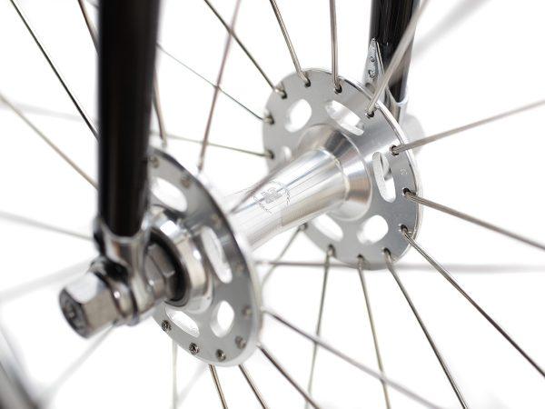 BLB City Classic Fixie & Single-speed Bike - Black-7968