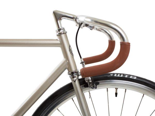 BLB City Classic Fixie & Single-speed Bike - Champagne-7974
