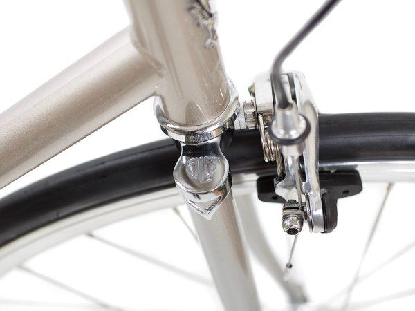 BLB City Classic Fixie & Single-speed Bike - Champagne-7975