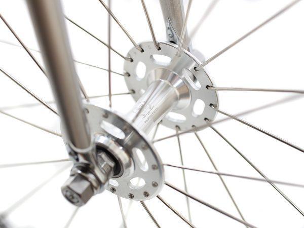 BLB City Classic Fixie & Single-speed Bike - Champagne-7977